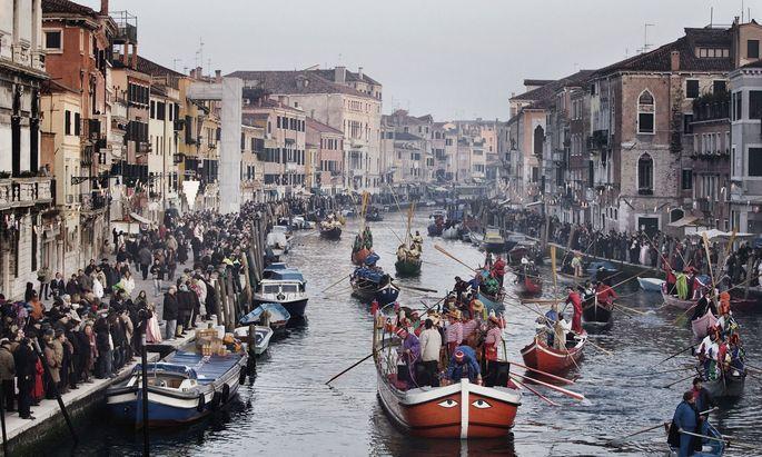 Venedig könnte schon 2019 Eintrittskarte für Stadtkern einführen