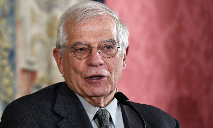 Der neue Hohe EU-Vertreter Josep Borrell.