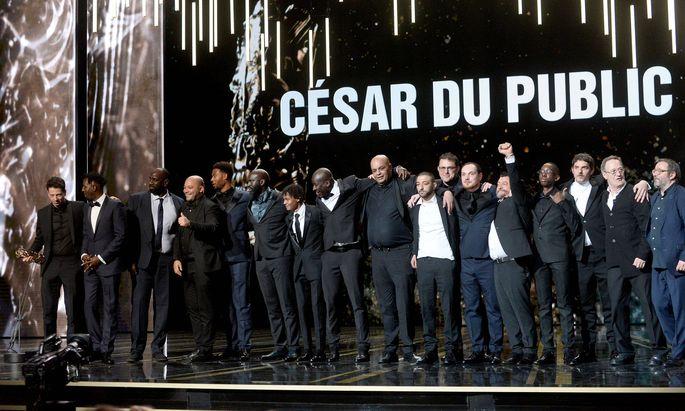 Die Cesar-Filmpreise wurden zum 45. Mal vergeben.