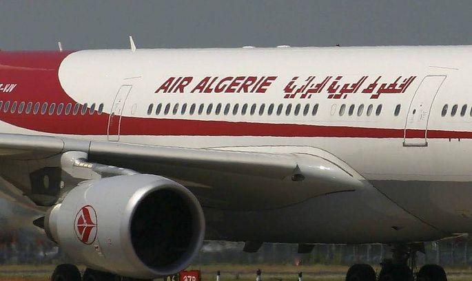 Ein Flugzeug der Air Algerie, allerdings von einem anderen Typ als die vermisste DC9