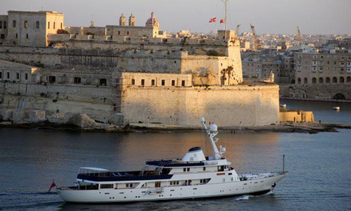 Malta Merkwuerdistan zwischen Afrika
