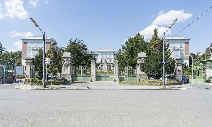Im Otto-Wagner-Spital soll die Abteilung für Forensische Akutpsychiatrie im Pavillon 23 geschlossen werden.