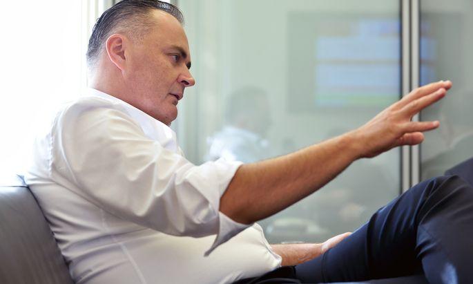 Burgenlands SPÖ-Chef Hans Peter Doskozil wird im Februar 2019 auch Landeshauptmann.