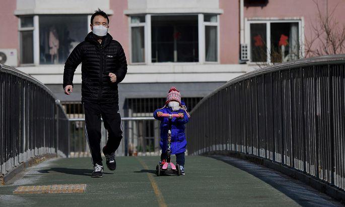 Wegen Corona-Virus - Swiss streicht alle Flüge von und nach China