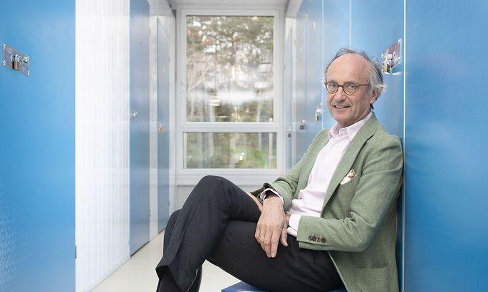 Martin Gerhardus ist Gründer und Eigentümer von Myplace Selfstorage.
