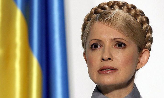 Will jetzt ganz an die Spitze: Julia Timoschenko