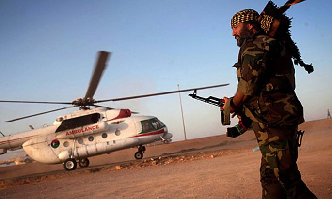 Rückschlag für die Truppen des Übergangsrates bei den Kämpfen um Sirte und Bani Walid.