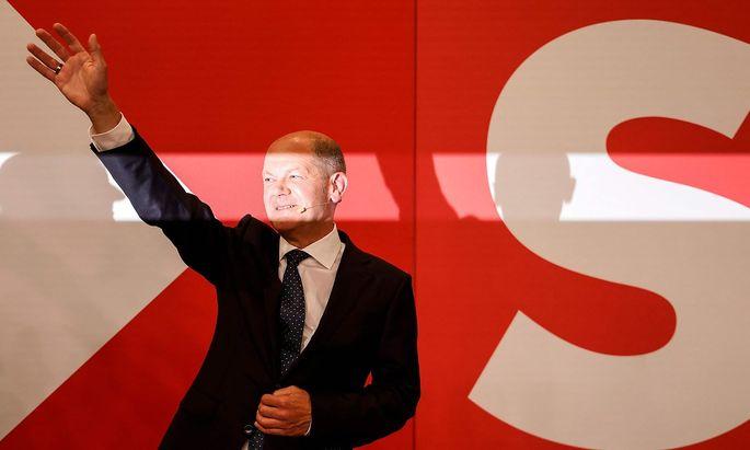 Olaf Scholz hat die SPD zu einer Wiederauferstehung geführt.