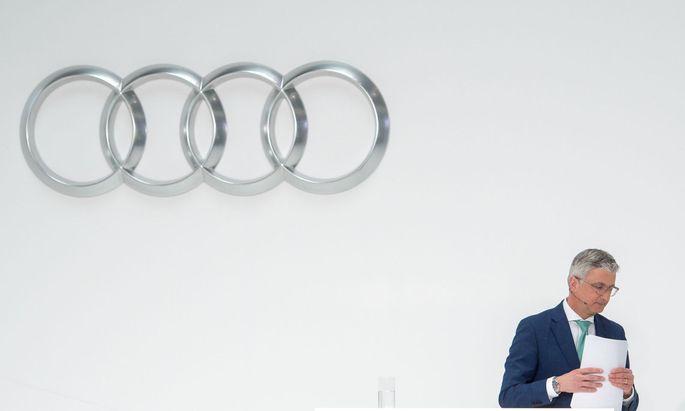 Audi muss Ersatz für den verhafteten CEO Rupert Stadler finden