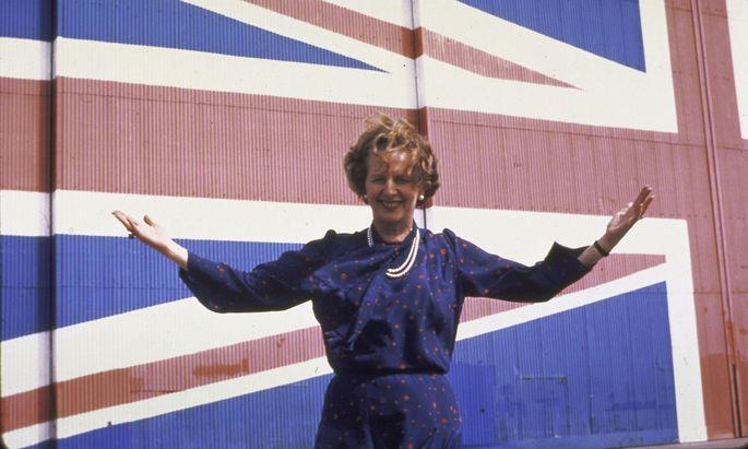 """Die spätere Premierministerin Thatcher 1975: """"Kenne kein Land der westlichen Welt, in dem eine Volksabstimmung benutzt wurde, um eine Vertragsverpflichtung zu übertrumpfen."""""""