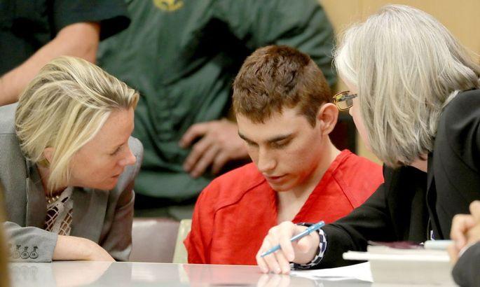 Nikolas Cruz wurde wegen 17-fachen Mordes angeklagt