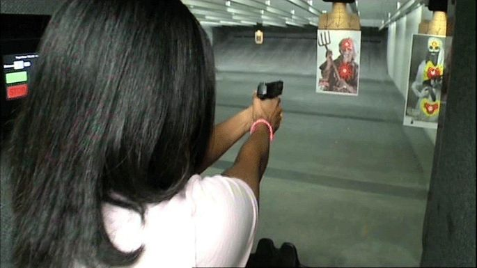 'WELTjournal', 'USA - Frauen schießen scharf.