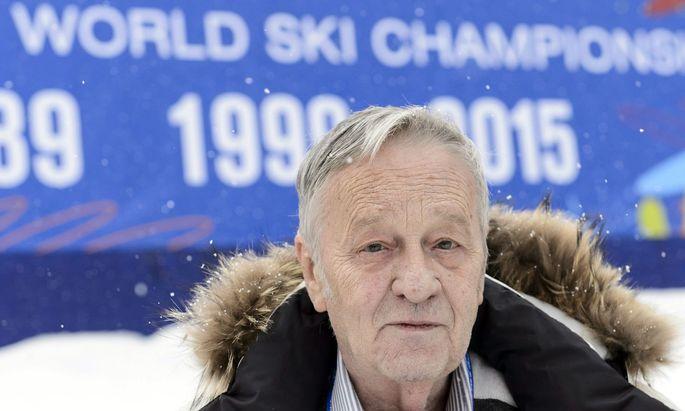 USA ALPINE SKIING WORLD CHAMPIONSHIPS 2015