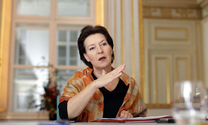 Ex-Frauenministerin Gabriele Heinisch-Hosek.