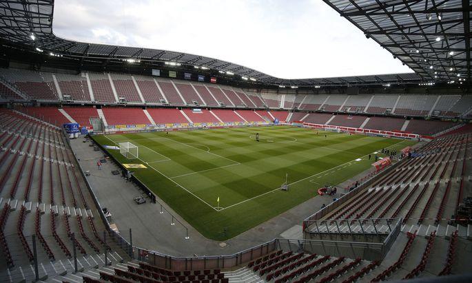 Symbolbild: Das leere Wörthersee-Stadion