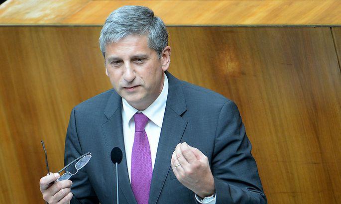 Finanzminister Michael Spindelegger bekommt Kritik.