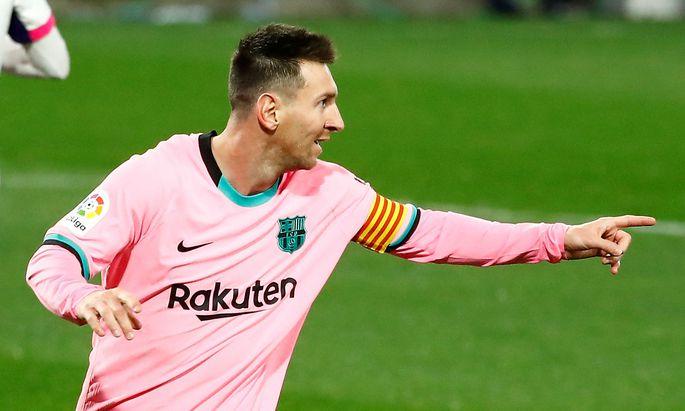 Barça-Star - Messi lässt Zukunft offen: