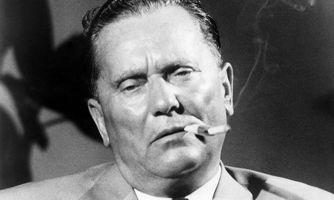 SEE IT NOW, Yugoslav president Josip Tito, Conversation with Marshal Tito, (season 6, episode 13, June 30, 1957), 1951-1