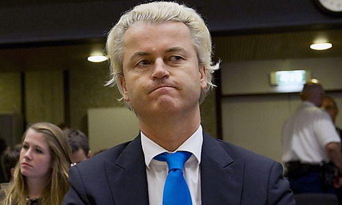 AMSTERDAM WILDERS TRIAL