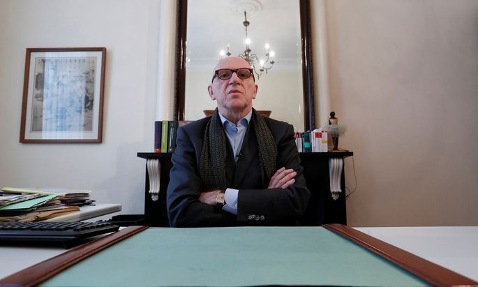 """Beschützer"" Puigdemonts: Der belgische Menschenrechtsanwalt Bekaert will Auslieferung nach Spanien verhindern."