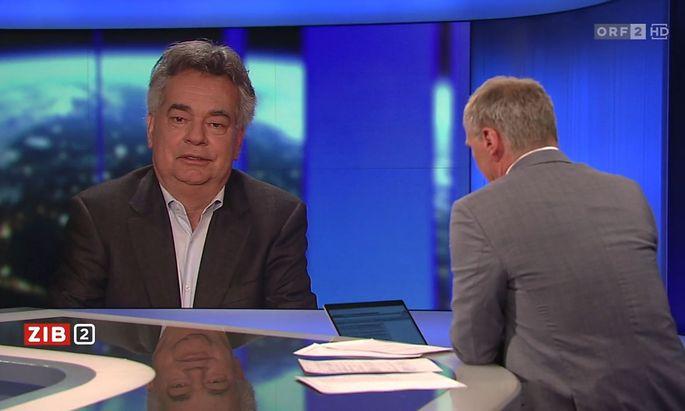 Kogler zur Zusammenarbeit mit der ÖVP - und dem angehenden Minister Wolfgang Mückstein.