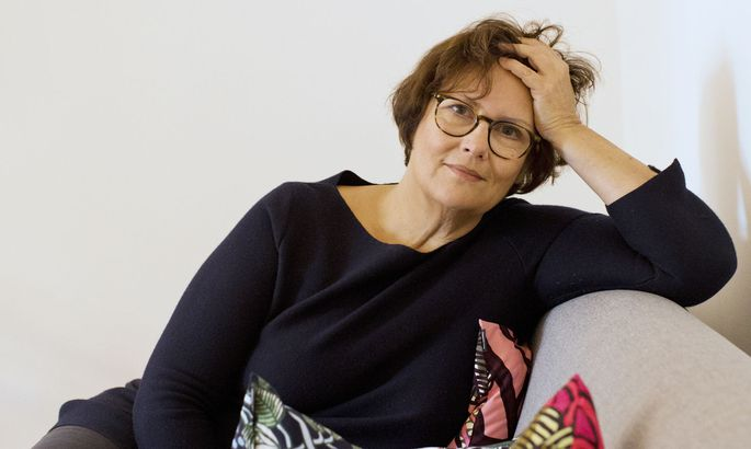 Christine Nöstlingers Tochter Barbara Waldschütz.