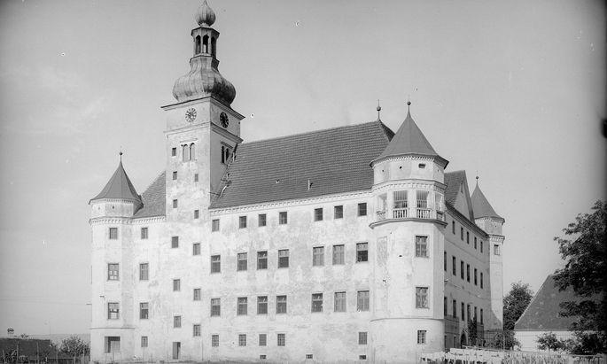 Im Hartheim-Prozess am Volksgericht Linz wurden 1947 nur zwei Haftstrafen ausgesprochen: Der Fahrer Franz Hödl wurde zu dreieinhalb Jahren und der Pfleger Hermann Merta zu zweieinhalb Jahren Gefängnis verurteilt.