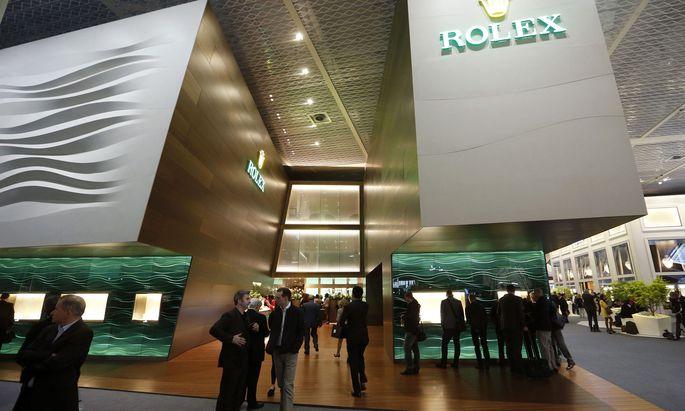 Aus für Baselworld? Luxusuhren-Hersteller wie Rolex oder Patek Philippe kehren der weltgrößten Uhrenmesse den Rücken.