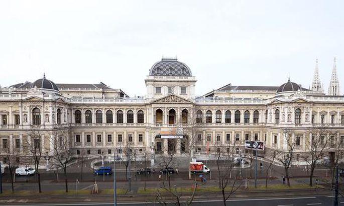 Hauptgebäude der Uni Wien