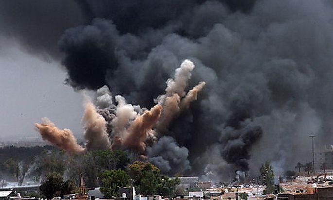 Libyen: Deutschland will Nato mit Waffentechnik helfen