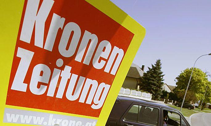 Wehrpflicht Feldzug Kronen Zeitung