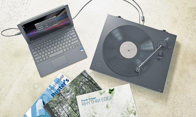Plattenspieler, die über USB High-Res- Daten liefern, sollen den vollen Reiz des Vinyls in die digitale Welt übertragen.