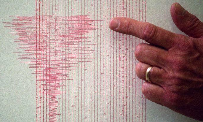 Seismografen sprechen von neuen Erkenntnissen.