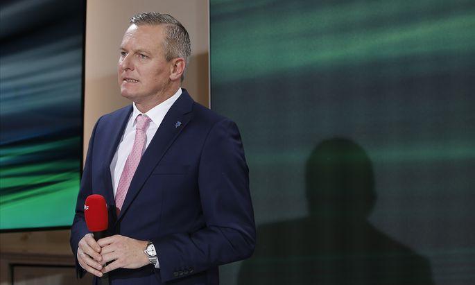 Ernüchterung am Wahlsonntag in der steirischen FPÖ unter Führung von Ex-Minister Mario Kunasek.