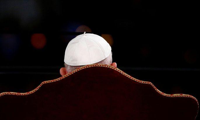 """Papst Franziskus: """"Aus den bitteren Lektionen der Vergangenheit lernen."""""""