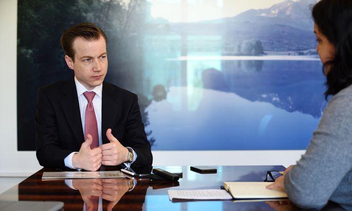 Die Liquidität eines Unternehmens verrät viel über künftige Ausschüttungen, sagt Fondsmanager Christoph Olbrich.
