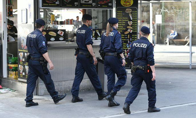 Die Studie stellt der Polizei ein gutes Zeugnis aus.