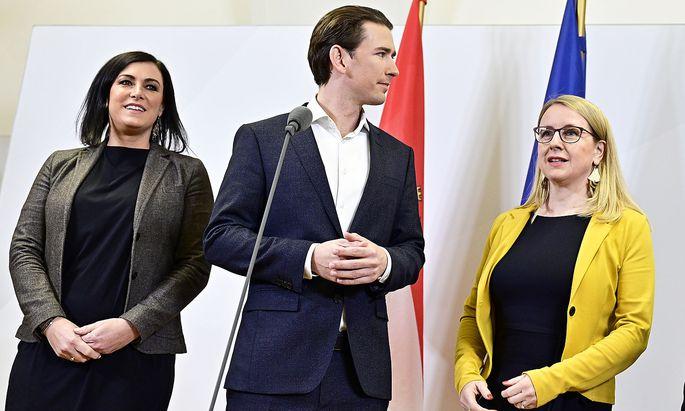 ÖVP und Grüne wollen Abschluss bis Mitte nächster Woche