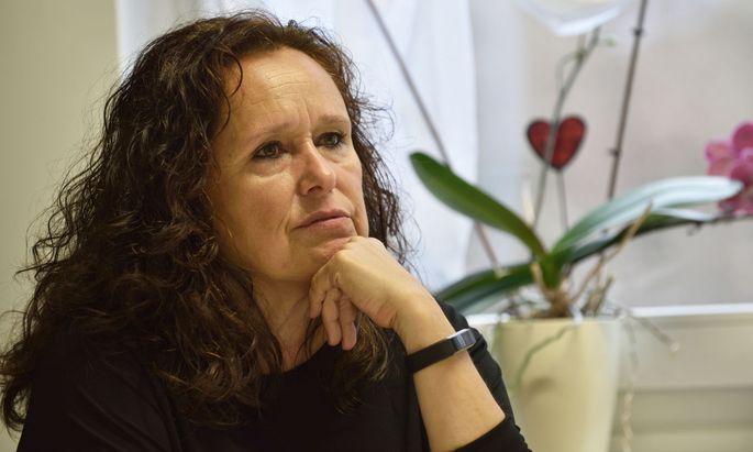 """""""Es wird permanent den Frauen die Schuld gegeben"""": Andrea Brem, Geschäftsführerin der Wiener Frauenhäuser"""