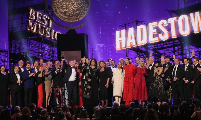 Cast und Crew von Hadestown