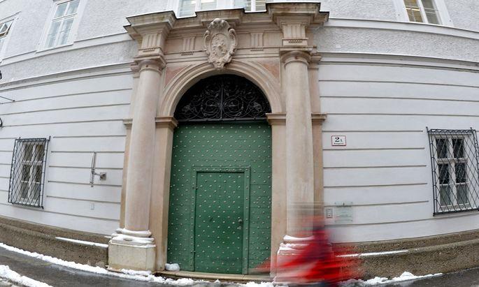 Euro Schattendepot Salzburg aufgetaucht