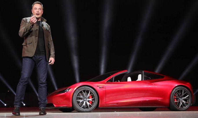 Tesla-Chef Elon Musk polarisiert.