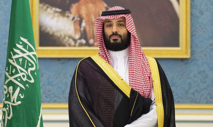 Der mächtigste Mann des Ölkartells Opec: Der Kronprinz Saudiarabiens, Mohammed bin Salman al-Saud.