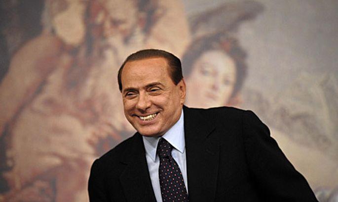 Berlusconi RubyProzess erhalte Frauen