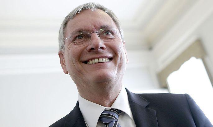 Gesundheitsminister Alois Stöger (SPÖ)