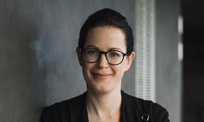 Gerda Holzinger-Burgstaller.