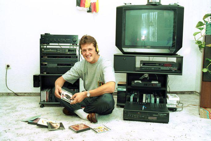 Michael Schumachers Karriere war einmalig.