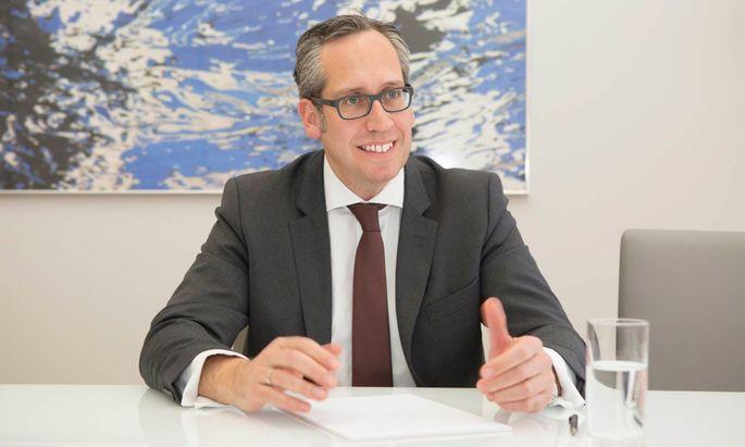 Clemens Jaufer, Partner der ScherbaumSeebacher Rechtsanwälte.