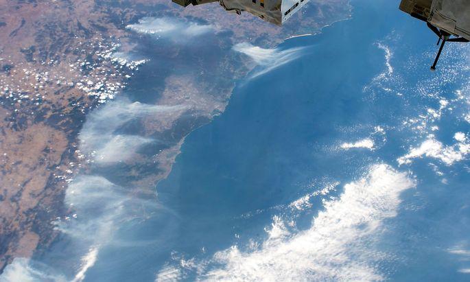 SPACE-US-AUSTRALIA-FIRE-ENVIRONMENT-CLIMATE