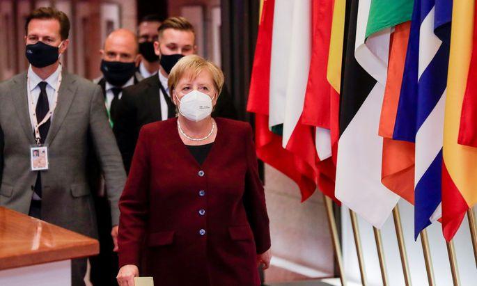Die EU-Staats- und Regierungschefs trafen sich in diesem Jahr wohl zum letzten Mal persönlich.
